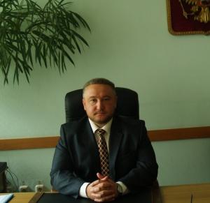 Главный врач Краснопёров Александр Сергеевич